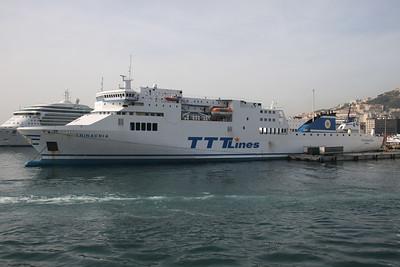 2008 - F/B TRINACRIA in Napoli.