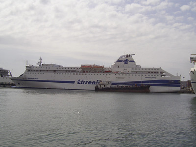 2007 - F/B VINCENZO FLORIO in Napoli.