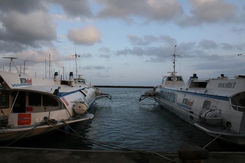 2008 - VETOR 944 and GABRI in Formia.