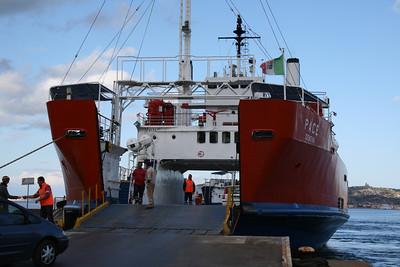 2008 - F/B PACE embarking in Palau