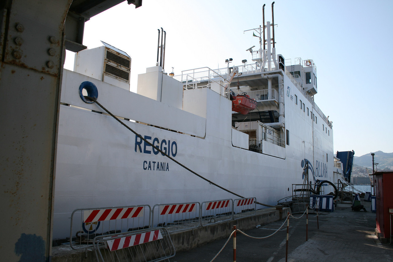 2009 - F/B REGGIO in Messina.