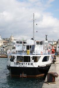 2008 - TOURIST FERRY BOAT III in Pozzuoli.
