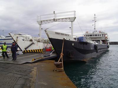 2009 - TOURIST FERRY BOAT III in Capri.