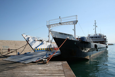 2008 - TOURIST FERRY BOAT III in Casamicciola.