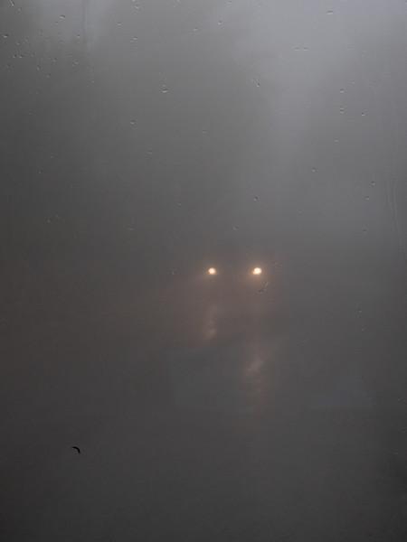 Foggy Afternoon in Amalfi