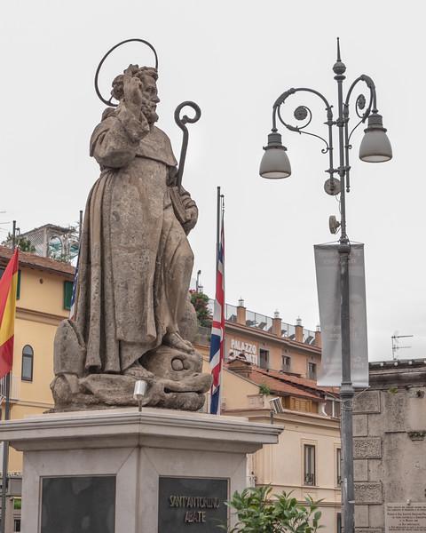 St Antonino Abbate, Sorento