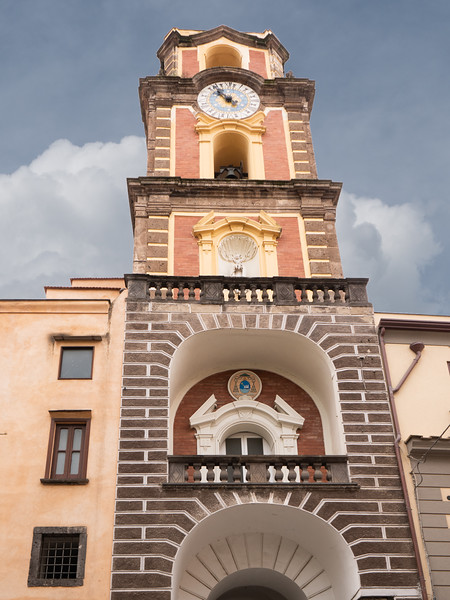 Campanile Bell Tower, Sorrento