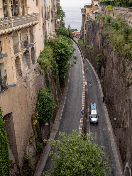 Via Luigi del Maio, Sorrento