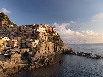ITALY Cinque Terre and Dolomiti