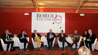 Boroli Wine Forum 2010