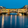 Ponte Vecchio over the Arno River in Florence