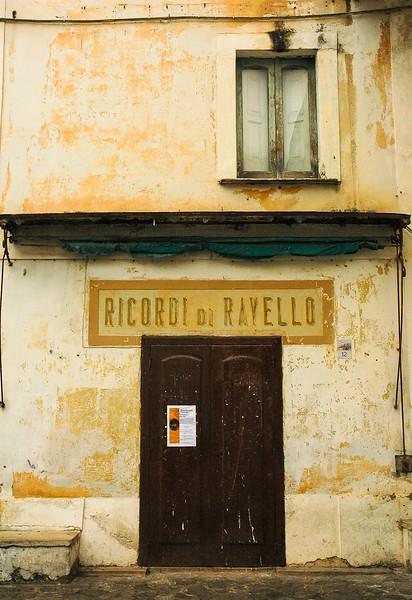 Ricordi di Ravello<br /> Ravello, Amalfi Coast
