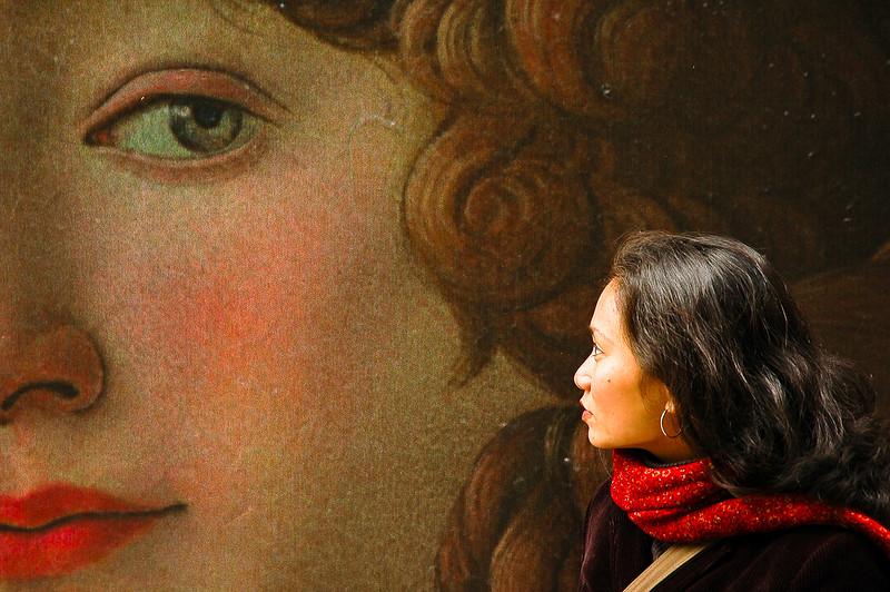 Uffizi Gallery<br /> Florence, Tuscany