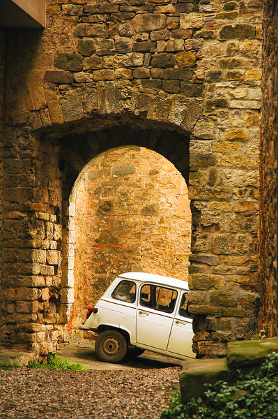 Car Port<br /> Panzano, Tuscany