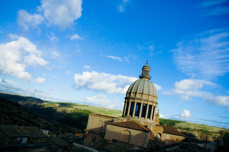 San Giorgio Church<br /> Ragusa, Sicily