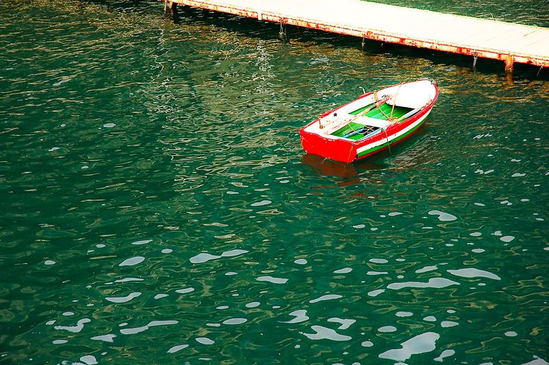 Boat at Rest<br /> Almalfi, Campania
