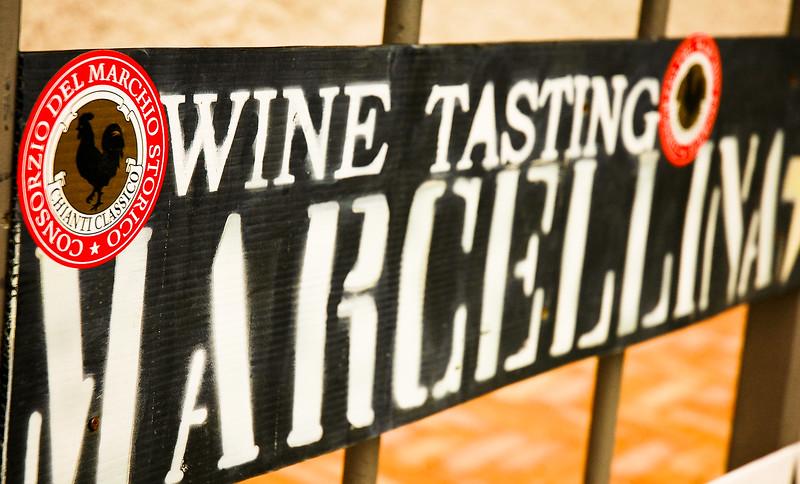 Wine Tasting in Chianti<br /> Panzano, Tuscany