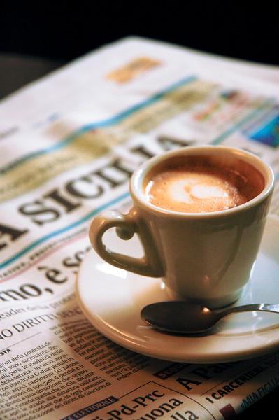 Espresso Break<br /> Ragusa, Siracusa