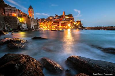 Vernazza: Cinque Terre, Italy