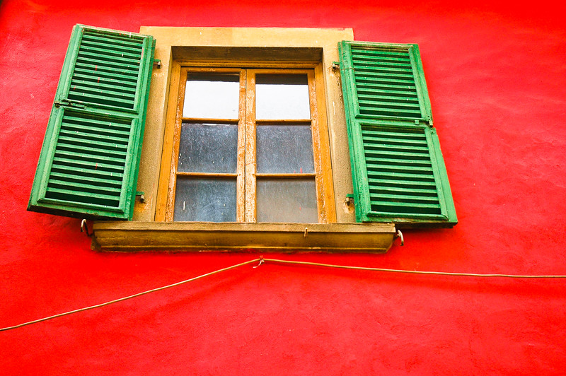 Green Shutters<br /> Panzano, Tuscony