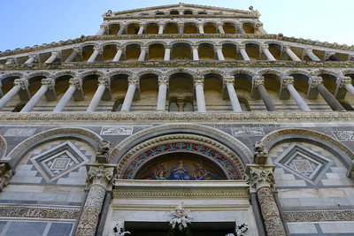 Duomo di Santa Maria Assunta (Pisa Cathedral), Piazza dei Miracoli (Square of Miracles), Pisa, Italy