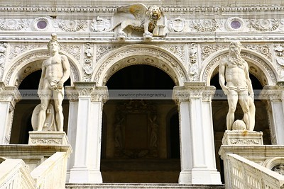 Palazzo Ducale (Doge's Palace), Venice, Italy