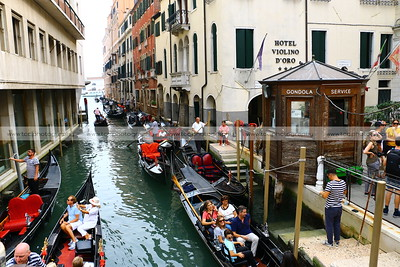Canals of Venice, Venice, Italy