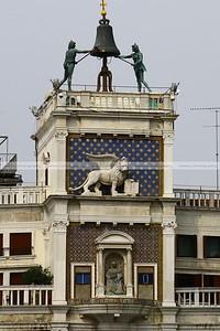 Torre dell'Orologio, Piazza San Marco, Venice, Italy