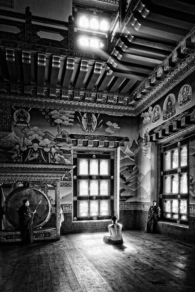 Karmathaksun Dechencholing Private Monastery