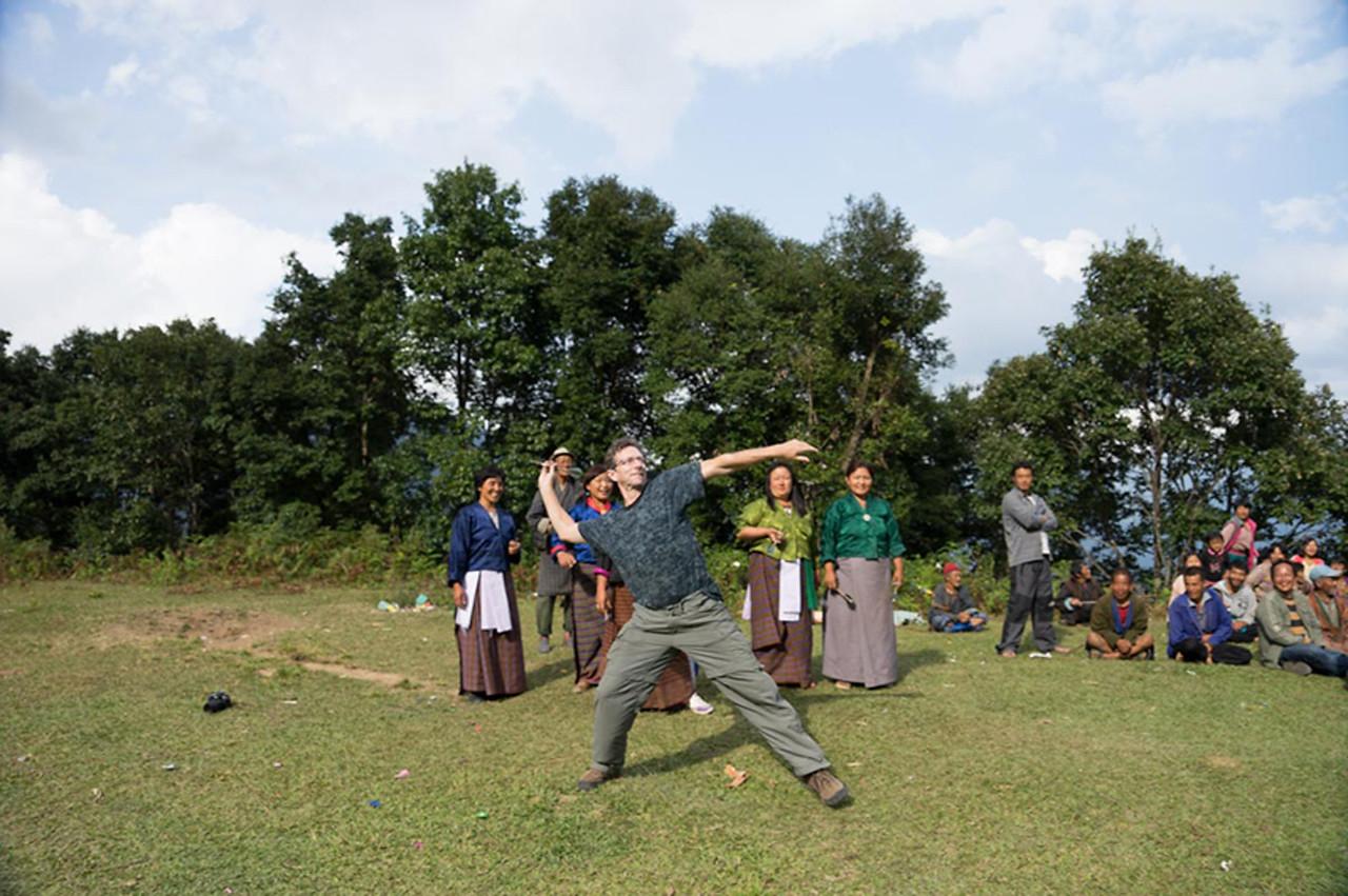 Bruce - Bhutan Workshop 2015