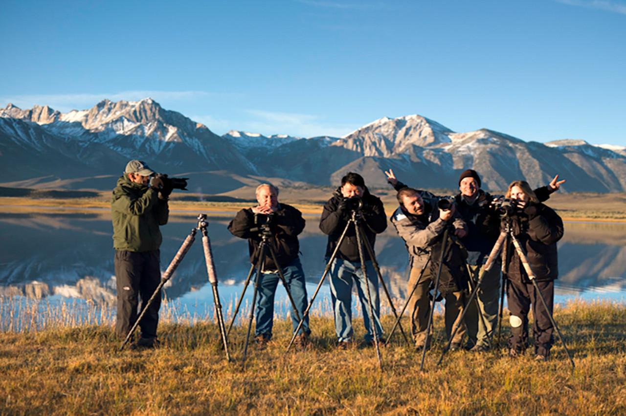 Eastern Sierra Workshop 2011