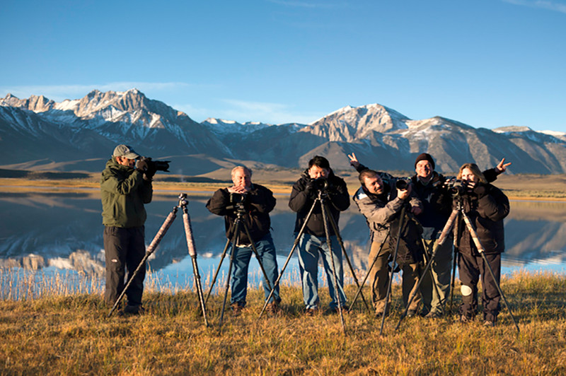 Eastern Sierra Workshop 2011