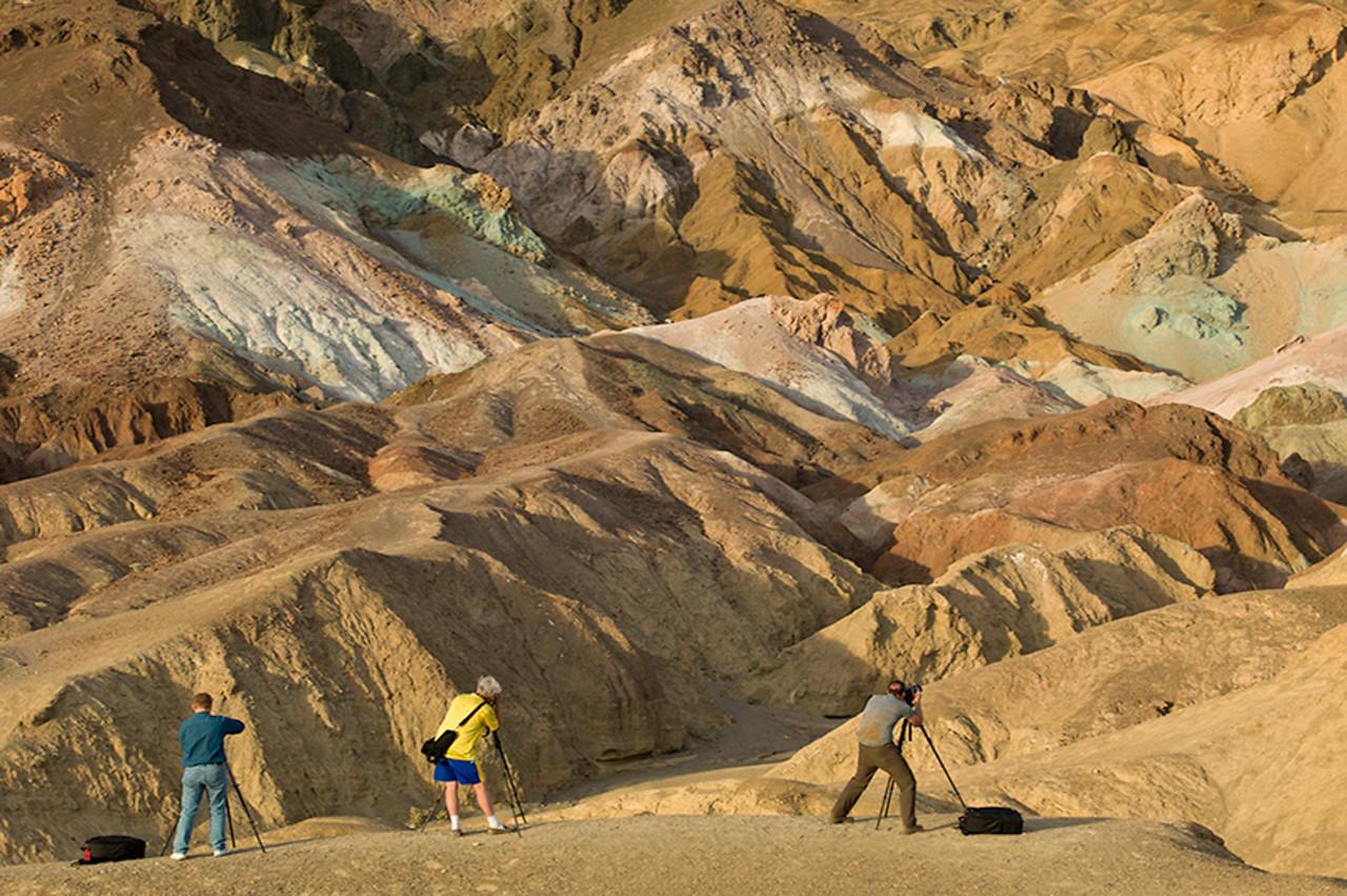 Death Valley Workshop 2011