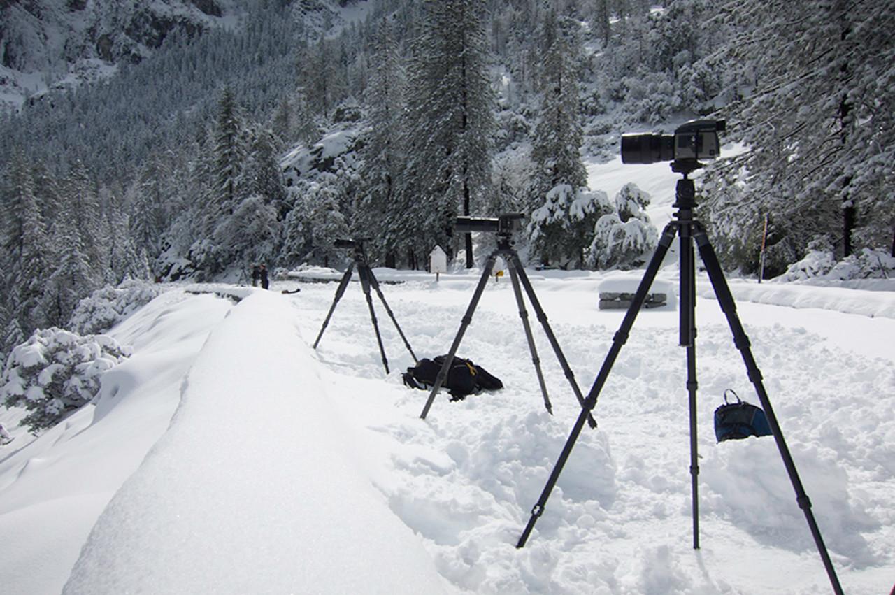 Yosemite Workshop 2011