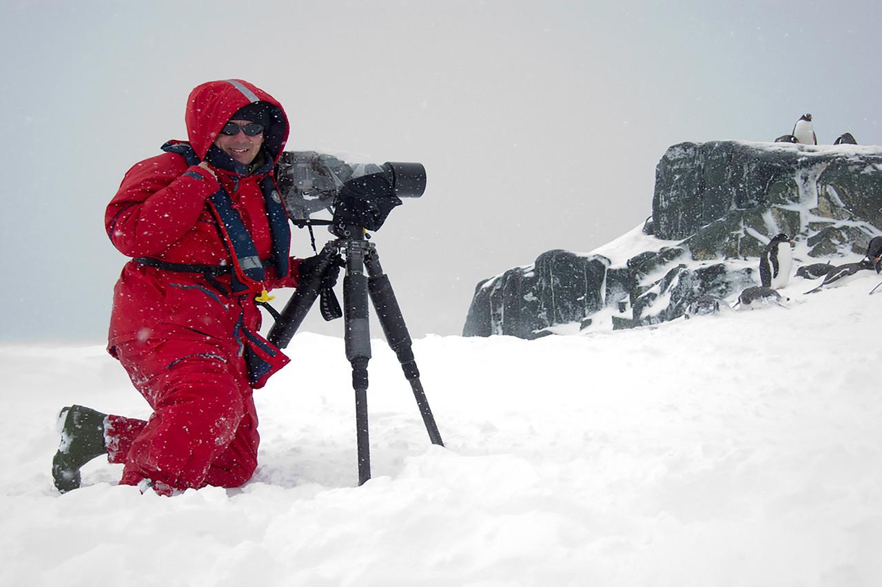 Antarctica Workshop - 2011