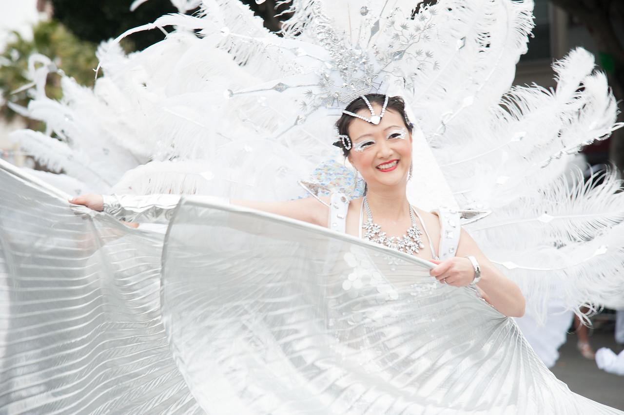 Jane - San Francisco Carnaval Workshop 2015