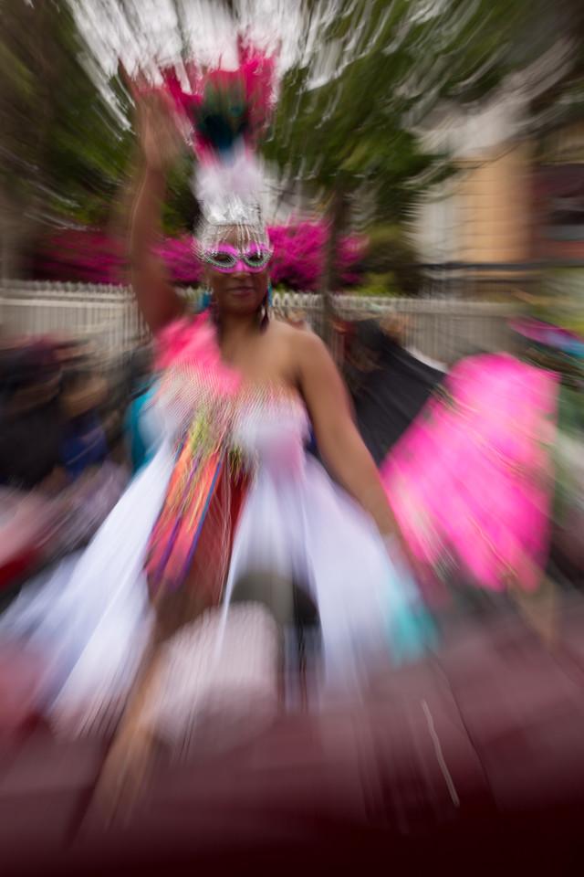 John - San Francisco Carnaval 2015
