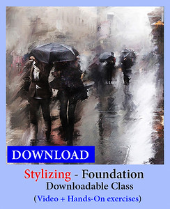 Stylizing Foundation