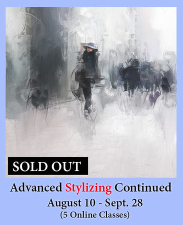 Advanced Stylizing II Continuation