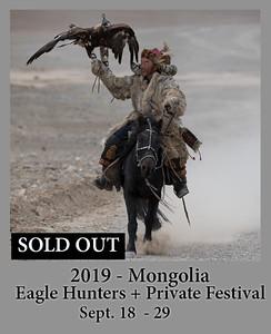 09-18-2019 Mongolia Eagle Hunters