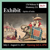 Exhibit: July 2 - August 11, 2017