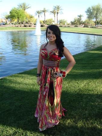 Ali's Senior Prom
