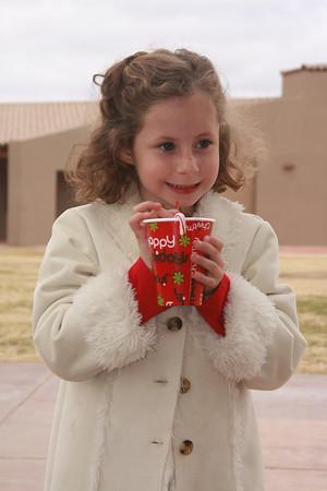 Ava's Christmas Program - 2009