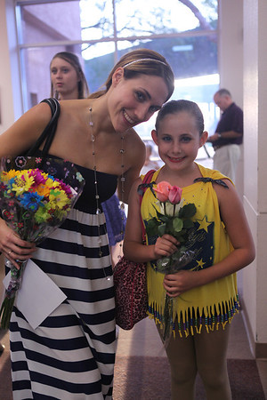 Ava's Dance Recital 6.9.13