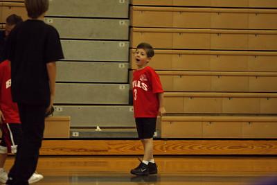 Nicholas Basketball - 1.24.09
