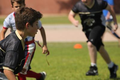 Nicholas' Flag Football