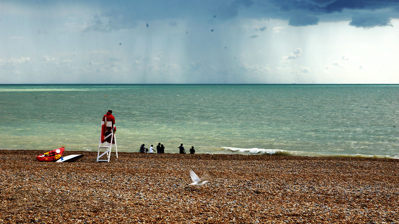 Hastings Beach