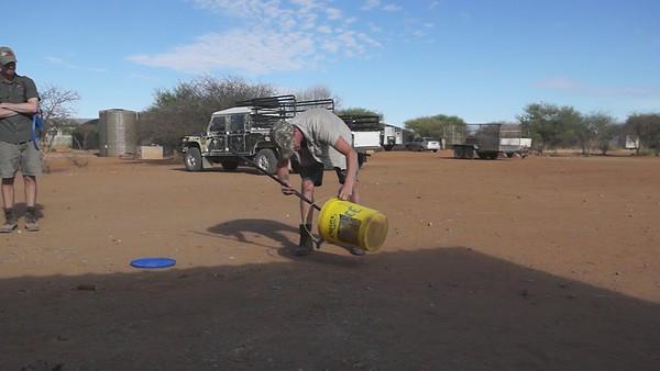 Naankuse - Puff Adder Movie - Namibia