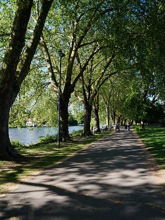 Canbury Gardens Kingston