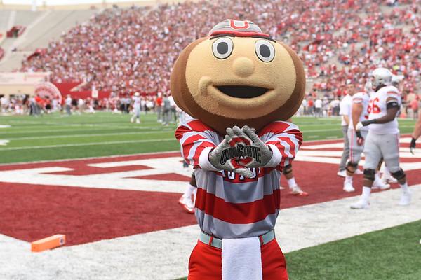 Indiana v Ohio State University